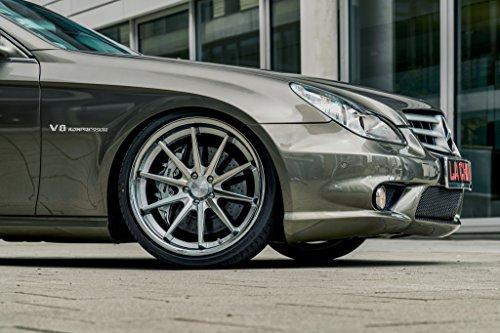 "20"" Inch Ferrada FR4 Silver Machine/Chrome Lip Concave Wheels Rims | Set of 4 | Fits MERCEDES BENZ W219 CLS500 CLS550"