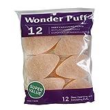 Wonder Puff Deep Cleansing Puffs 12 ea (Pack of 2)