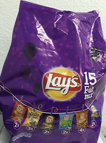 Lay's - 15 Fun Mix