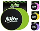 Elite Sportz Core Sliders und Gliding Disc Fitness...