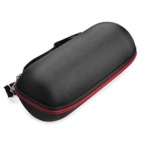 FSLLOVE FANGSHUILIN Funda portátil de la Caja de la Caja para Sony SRS-XB30 SRS XB30 XB31 Altavoz Bluetooth Deportes al Aire Libre Caja de Almacenamiento de Estuche (Color : Black)