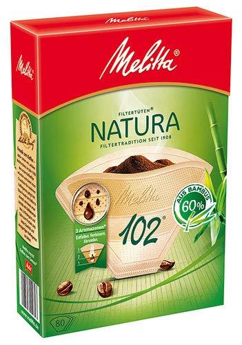 Melitta 24588 Melitta Filtert.102 Natura,80s