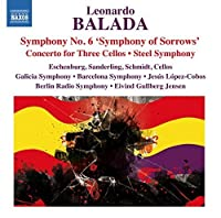 Balada: Symphony No. 6 [Eivind Gullberg Jensen; Jesus Lopez-Cobos] [NAXOS: 8573298] by Hans-Jakob Eschenburg (2014-12-14)