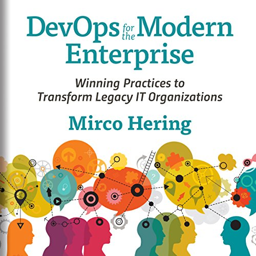DevOps for the Modern Enterprise cover art