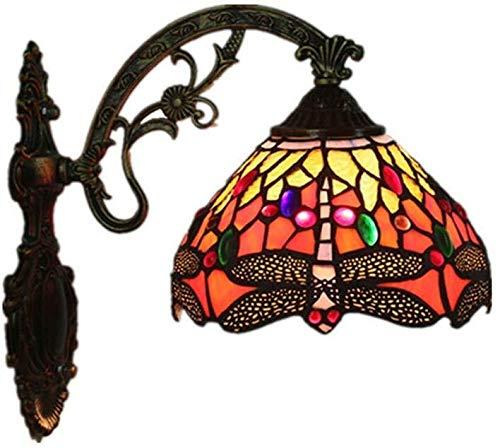 Wandlampen design van glas als decoratie van het huis milieuvriendelijk Corridoio Sconce oogschaduw zacht licht
