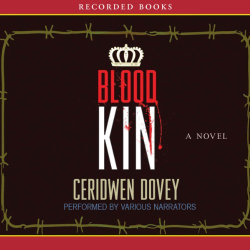 Blood Kin audiobook cover art