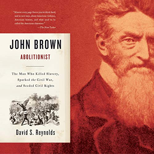 John Brown, Abolitionist audiobook cover art