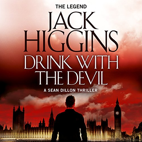 Drink with the Devil audiobook cover art