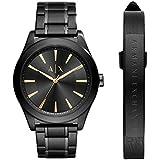 Armani Exchange Men's Nico Stainless Steel Watch