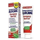 Alocane Emergency Burn Gel, 4 Ounce, Clear