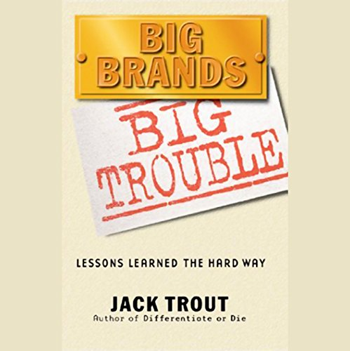 Big Brands Big Trouble cover art