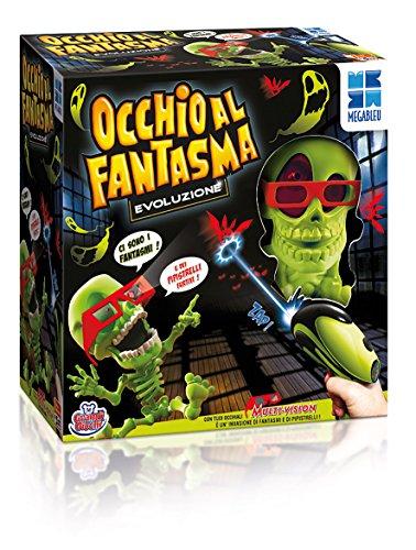 Grandi Giochi- STARTRADE Occhio al Fantasma 3D 678558 Giochi da Tavolo Classici per Bambini, Multicolore, 3760046785589
