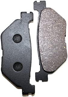 Caltric Rear Brake Pads Fits YAMAHA XV1700 XV 1700 1700 ROAD STAR MIDNIGHT WARRIOR XV17P 02-09 Rear Brakes