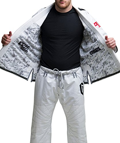Gameness Jiu Jitsu Elite Gi