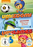 Team Umizoomi - Umigames [Alemania] [DVD]