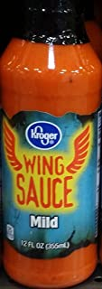 kroger wing sauce