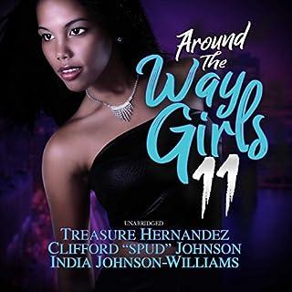 Around the Way Girls 11 audiobook cover art