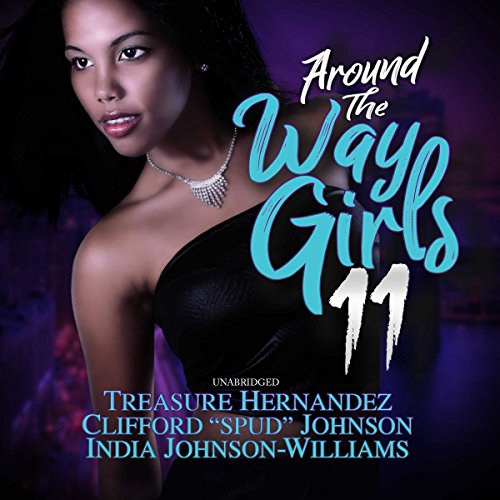 Around the Way Girls 11 audiobook cover art