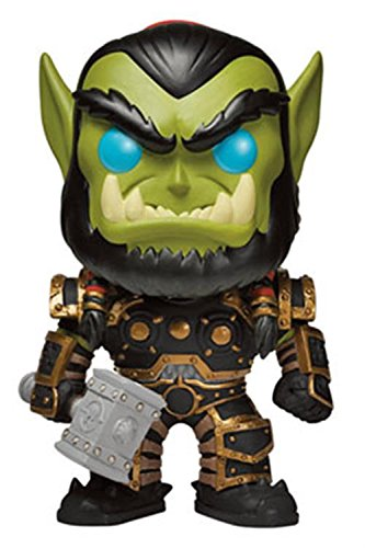 Funko 4012 World of Warcraft POP Vinylfigur: Games: Wow: Thrall Actionfigur