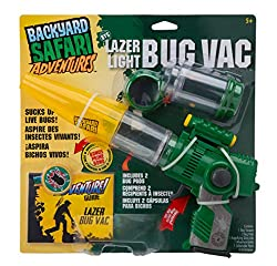 Summit Backyard Safari Bug Vacuum With Lazer Light