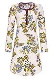 Ringella Bloomy Damen Nachthemd mit Knopfleiste mandelblüte 38 0551003, mandelblüte, 38