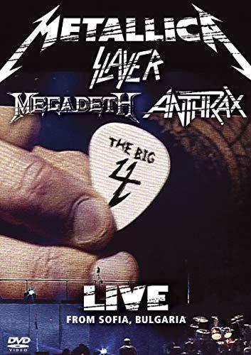 Metallica / Slayer / Megadeth / Anthrax - Big 4: Live From...