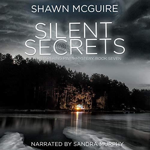 Silent Secrets audiobook cover art