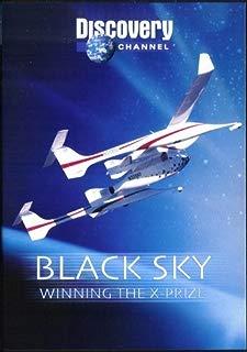 Black Sky: Winning the X-Prize DVD
