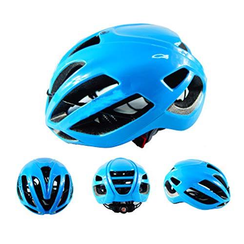 Nieuwe outdoor mountainbike-rijhelm - High Density EPS-schuim lichte helm - drukvaste kop lasbare praktische helm - wit/zwart/blauw/rood