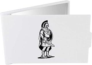 'Roman Warrior' Compact / Travel / Pocket Makeup Mirror (CM00024301)