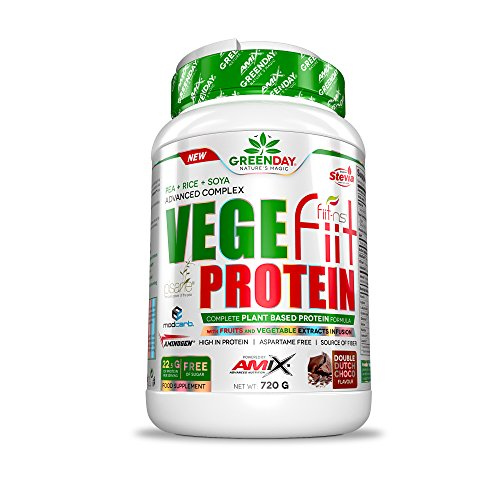 Amix Vegefiit Protein 720 Gr Doble-Chocolate 720 g