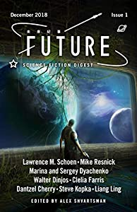Future Science Fiction Digest Issue 1