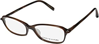 Jones NY J707 Mens/Womens Designer Full-rim Spring Hinges Trendy Affordable Light Style Eyeglasses/Eyeglass Frame