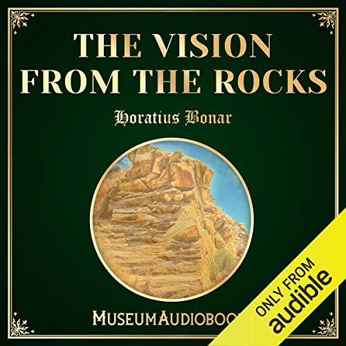 The Vision from the Rocks audiobook cover art
