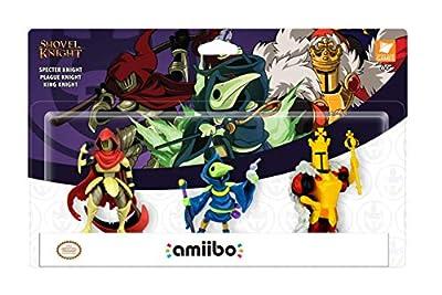 Shovel Knight: Treasure Trove Amiibo 3 Pack (Nintendo Switch)