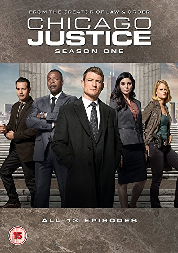 Chicago Justice - Series 1 (3 DVDs)