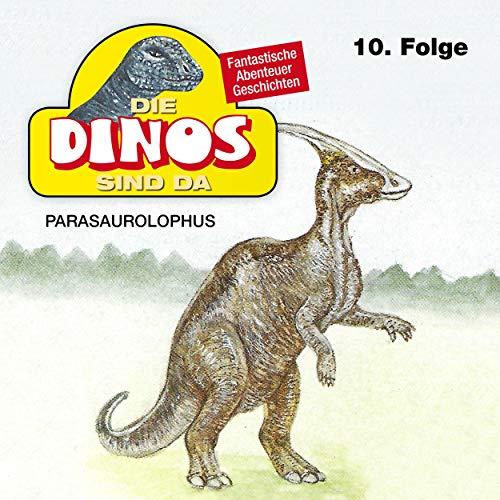 Parasaurolophus cover art
