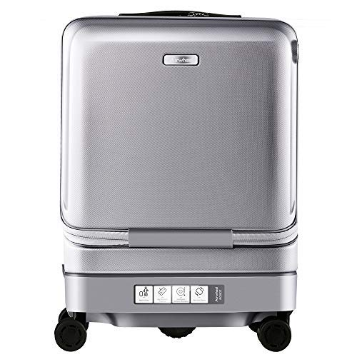 Airwheel SR5 Sigue la maleta Maleta eléctrica Plata