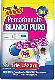 Activador de Lavado de Ropa, eficaz quitamanchas y eliminador de olores. Percarbonato Blanco Puro. 1 kg.