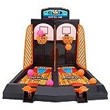 Juguetes Educativo de Escritorio, Desktop Battle Baloncesto Juego de Mesa Interactive Battle Catapult Mini Table Board Game para Niños (Opcional)