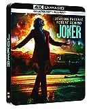 JOKER Steelbook 4K UHD Blu-ray (Region-Free European Import Steelbook)