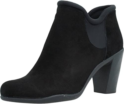 Clarks Bottine 26129473 Adya Bella Noir
