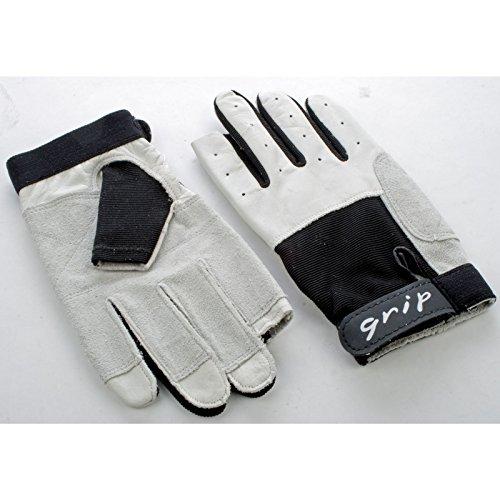 Roadie Handschuhe grau Größe XL