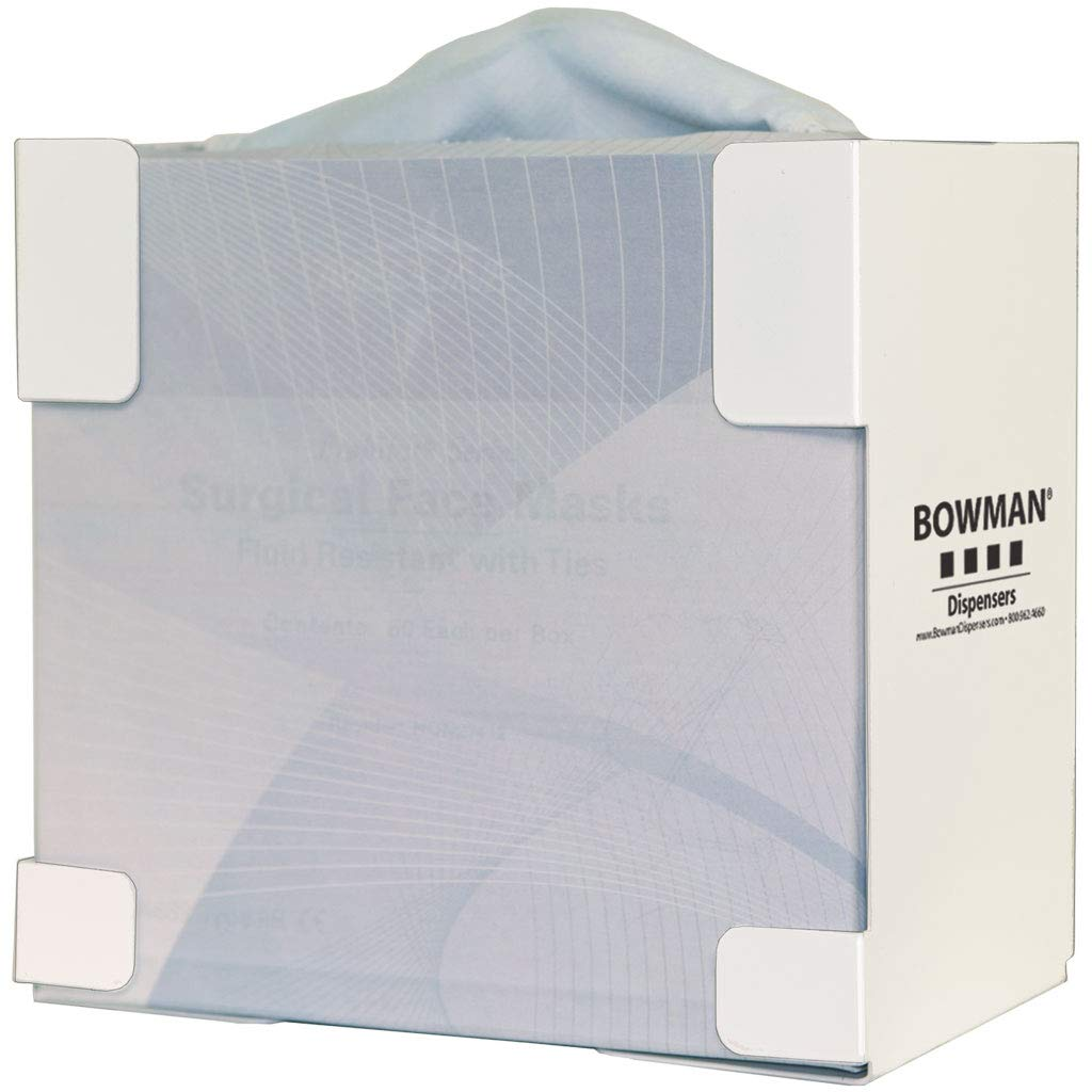 Face Mask Dispenser - Tie Holds one Two Sets Max 83% OFF Box of Masks Max 77% OFF tie
