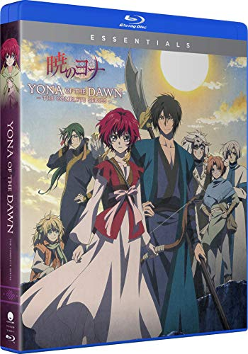 Yona of the Dawn: The Complete Series - Blu-ray + Digital