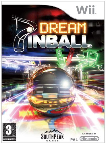 Dream Pinball 3D (Wii) by Southpeak