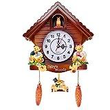 CCHM Reloj de Cuco de la Vendimia de la Sala del Reloj de Pared del pájaro Cuco de...