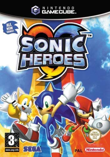 Sonic Heroes - Gamecube (Renewed)