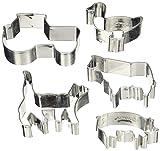 Städter Austechform, Silber, 5, 5-9 cm