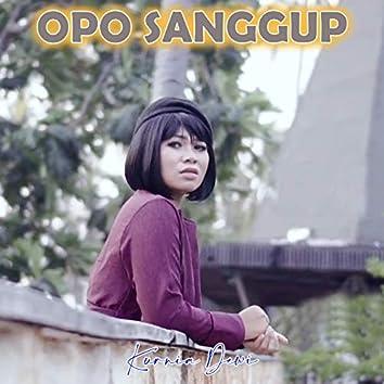 Opo Sanggup